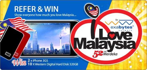 iLoveMalaysia Campaign