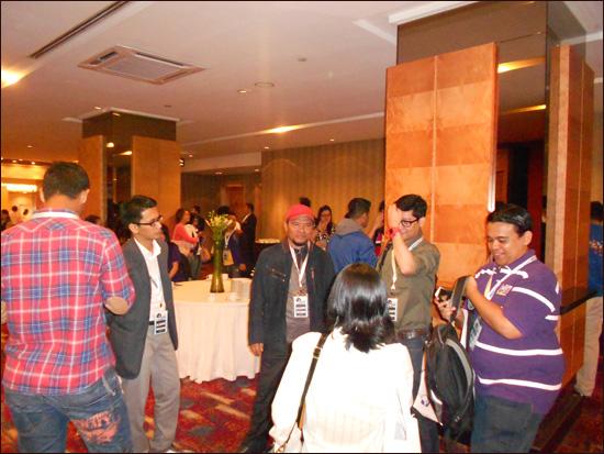 Blogger hebat Nuffnang Blogopolis 2012
