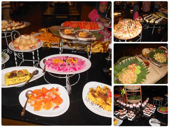 buffet ramadhan buka puasa cititel hotel