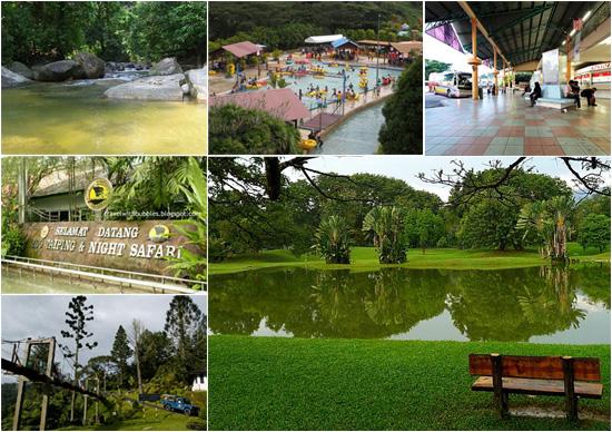 Memori cinta di Taiping