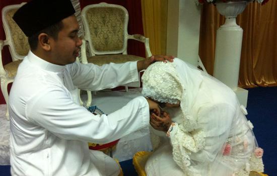 selamat pengantin baru broframestone