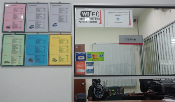 Frontline Motor Perodua Service Centre