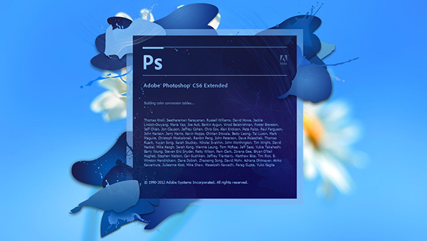 Adobe Photoshop CS6 Master Collection di Windows 8