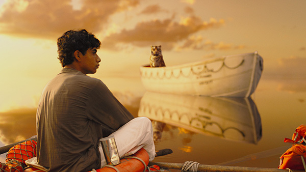 Life of Pi Richard Parker Bengal Tiger