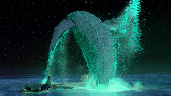ikan paus life of pi