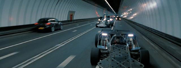 fast 6 car chase tunnel