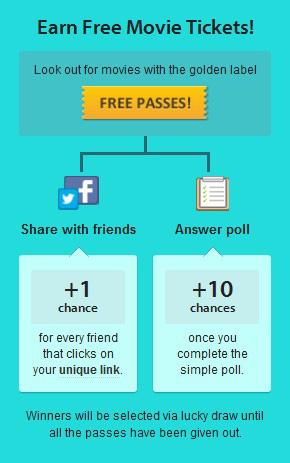 klips malaysia free passes