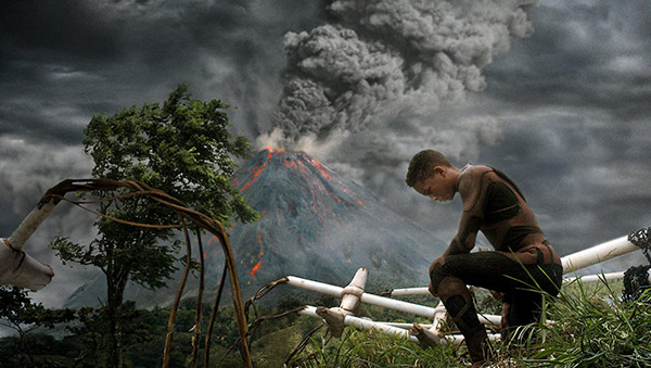 after earth kitai tail volcano