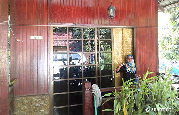 chalet merbuk kalumpang resort