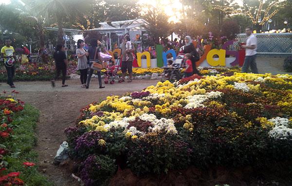 taman bunga floria putrajaya