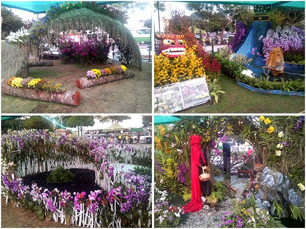 taman hiasan flora putrajaya 2013