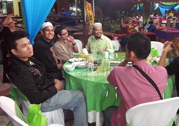 blogger majlis iftar equrban
