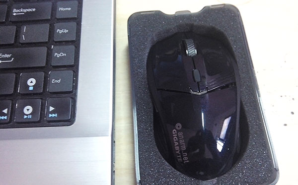 Gigabyte Mouse Wireless ECO500