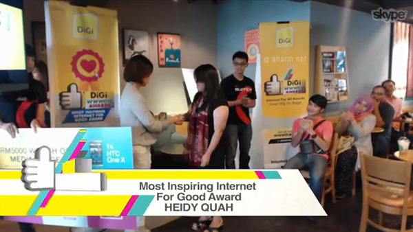 most inspiring internet for good digi wwwow awards