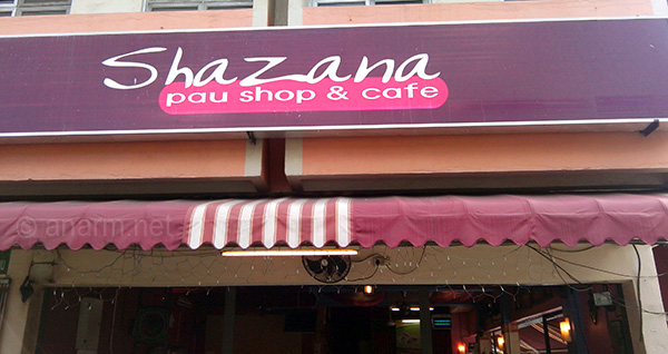 Shazaza Pau Shop Cafe Kg Baru KL