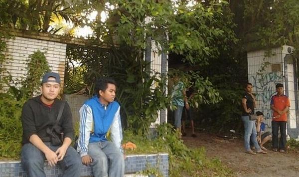 gambar 23 remaja hilang di Villa Nabila