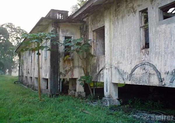 Rumah berhantu Villa Nabila di Johor