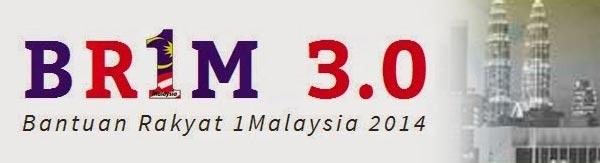 Bantuan Rakyat 1Malaysia (BR1M) 2014
