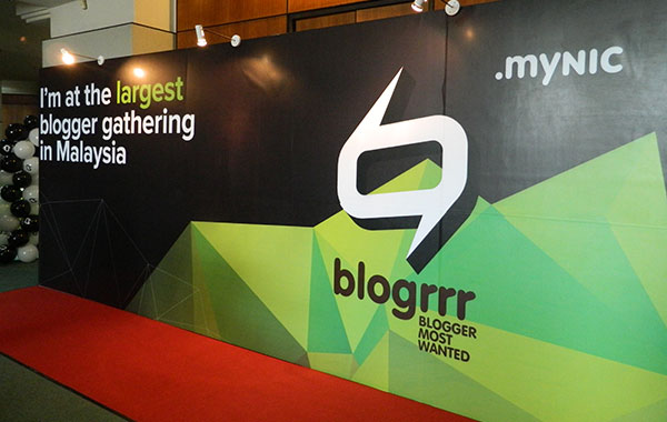 The Largest Blogger Gathering in Malaysia