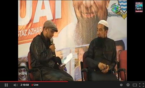 Sembang Ambang 2014 bersama Ustaz Azhar Idrus