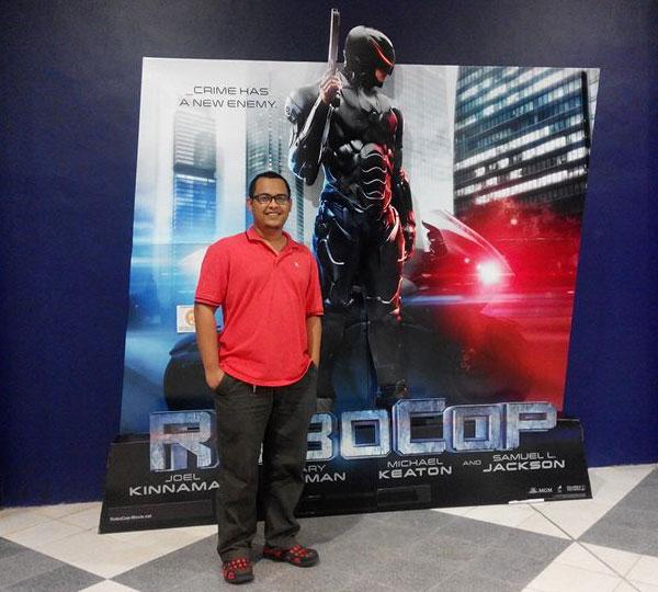 Anarm RoboCop 2014