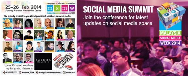 Seminar social media MSMW 2014