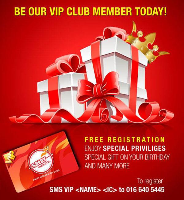 Satay Menara VIP Club