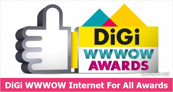 DiGi WWWOW Awards 2014