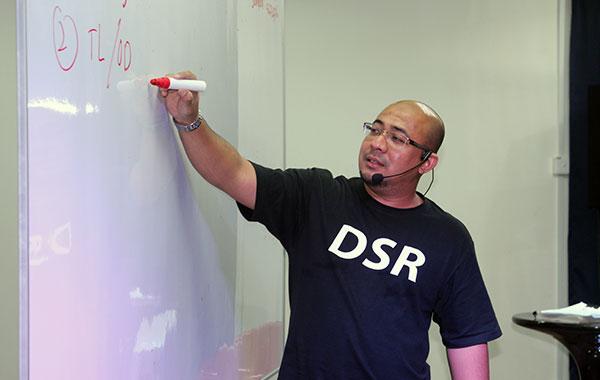 DSR pakar pelaburan hartanah di Malaysia