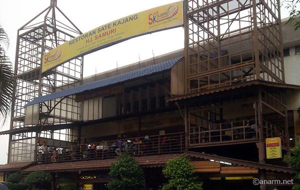 Restoran Sate Kajang Hj Samuri