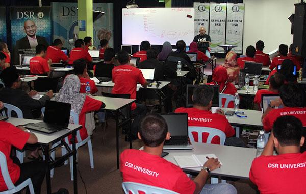 Seminar DSR Strategi Pelaburan Hartanah