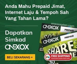 Beli Simkad ONEXOX Prepaid