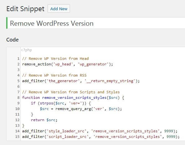 remove-wordpress-version
