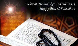 ibadah di bulan puasa ramadhan 2012