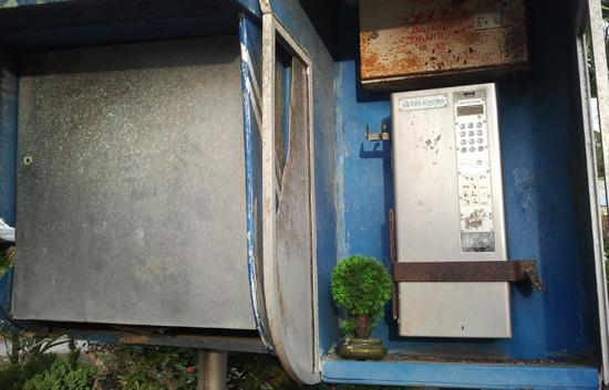 public phone telefon awam
