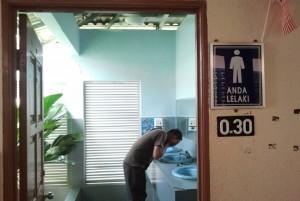 tandas lelaki