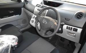 Perodua Alza Bau Kedai