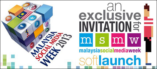 MSMW 2013 Soft Launch