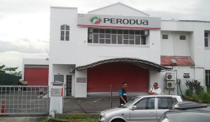 Pusat Servis Perodua Bangi