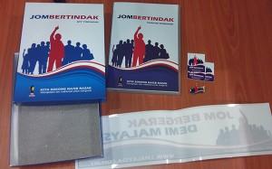 Tiada Pen dalam Kit Tindakan 1Malaysia