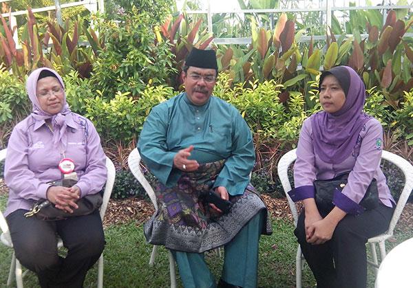 presiden ppj floria putrajaya