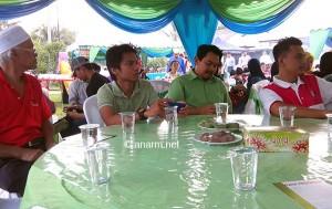 blogger ensem majlis iftar equrban