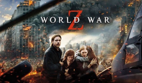 world war z review filem