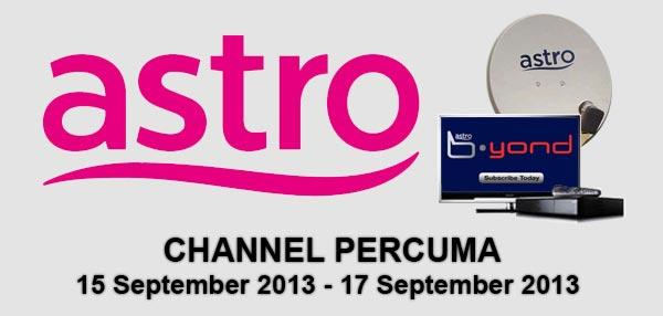 astro full channel percuma