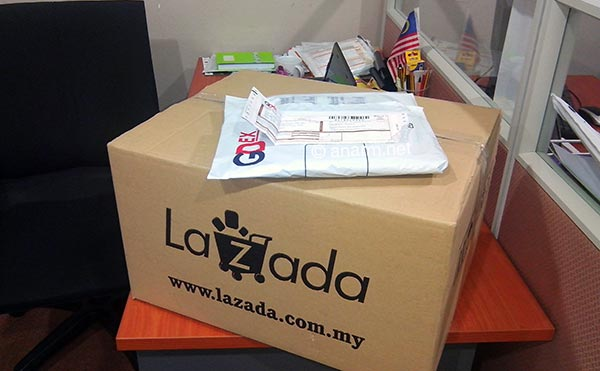 pembelian dengan shopping voucher lazada malaysia