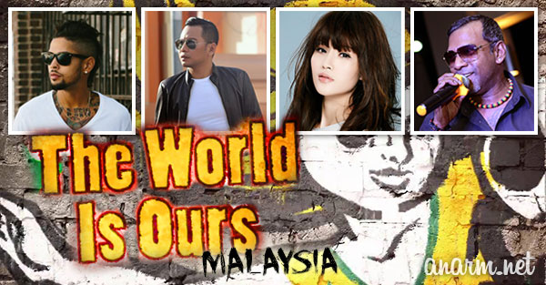 Coca-Cola FIFA 2014 The World Is Ours Malaysia