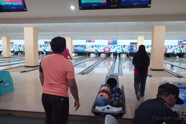 Bro Framestone main bowling