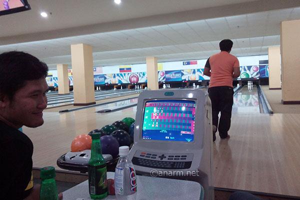 Tengku Syukri bowling Plaza Alam Sentral Shah Alam