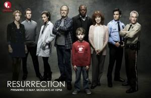 Resurrection drama bersiri No.1 Amerika Syarikat