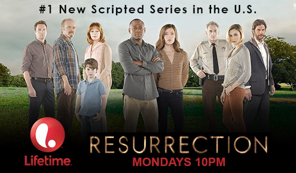Resurrection TV Series Premiere Astro Lifetime 709